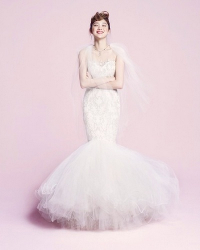 Wedding Dress Trend 2018!  Mermaid Wedding Dresses!